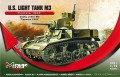 U.S. Light tank M3 Tunezja 1943 1:72 / Mirage 726073